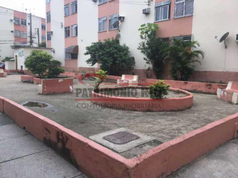 25 - Excelente apartamento 2qtos com vaga, colado na Estação de Metrô de Tomás Coelho - PAAP22343 - 25