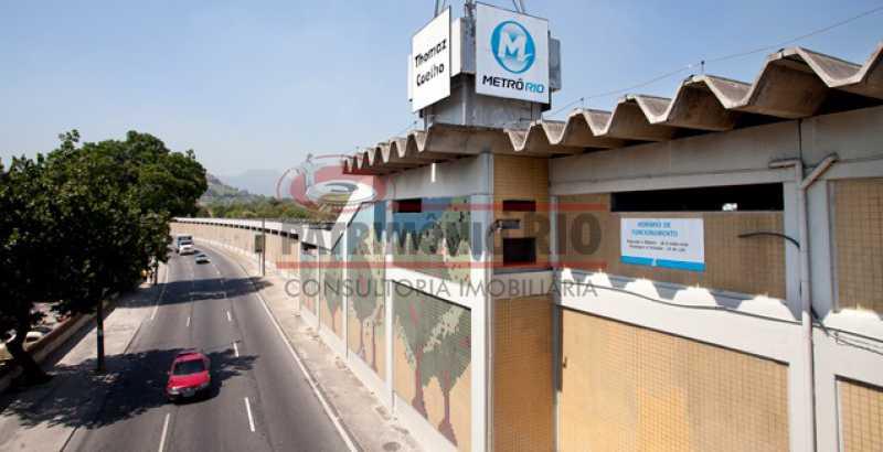 31 - Excelente apartamento 2qtos com vaga, colado na Estação de Metrô de Tomás Coelho - PAAP22343 - 31