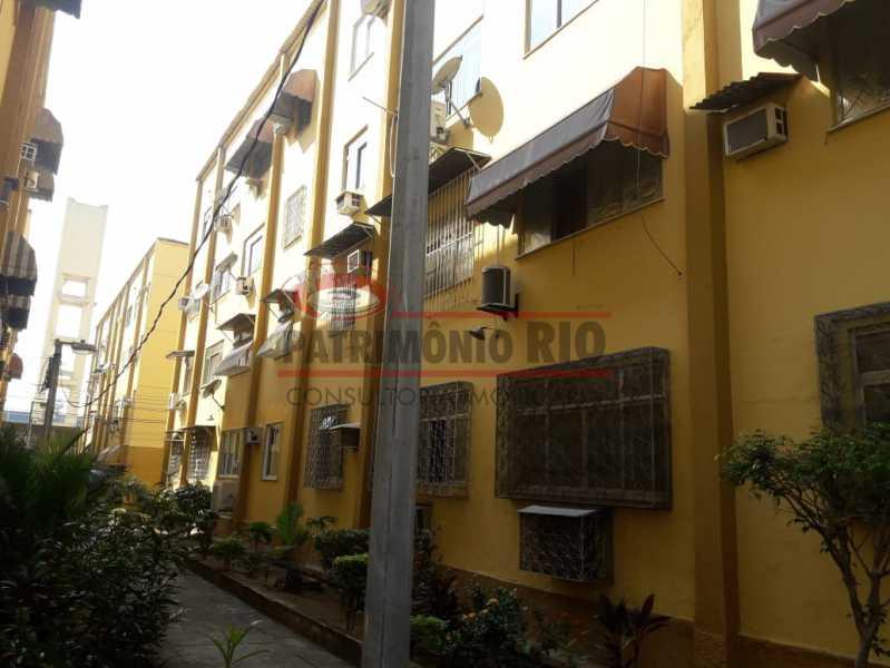 20 - Apartamento À Venda - Guadalupe - Rio de Janeiro - RJ - PAAP22359 - 1