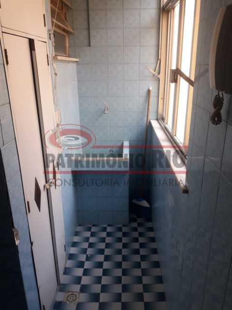 14 - Apartamento À Venda - Guadalupe - Rio de Janeiro - RJ - PAAP22359 - 16