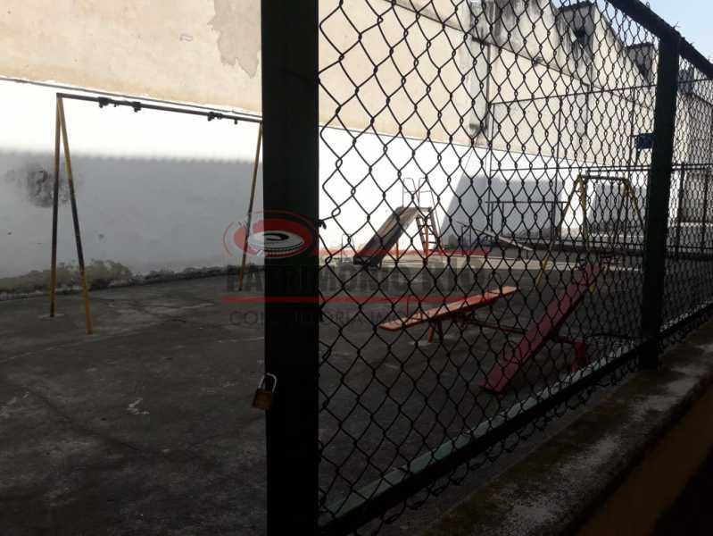 17 - Apartamento À Venda - Guadalupe - Rio de Janeiro - RJ - PAAP22359 - 19