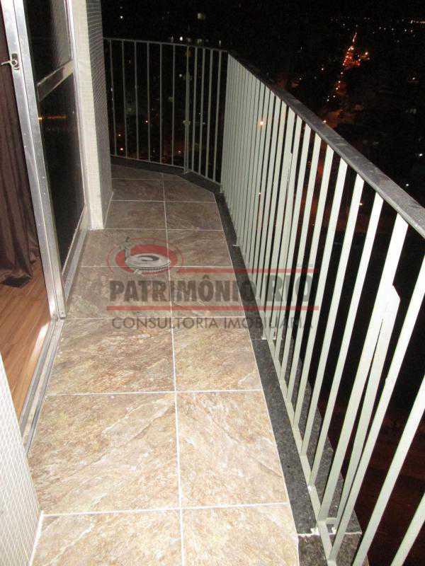 IMG_0010 - Apartamento, Penha, 2quartos mais dependência completa, 2varandas, 1vaga - PAAP22360 - 12