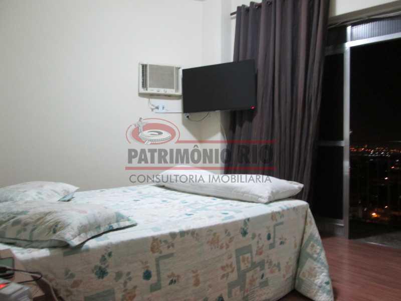 IMG_0014 - Apartamento, Penha, 2quartos mais dependência completa, 2varandas, 1vaga - PAAP22360 - 9