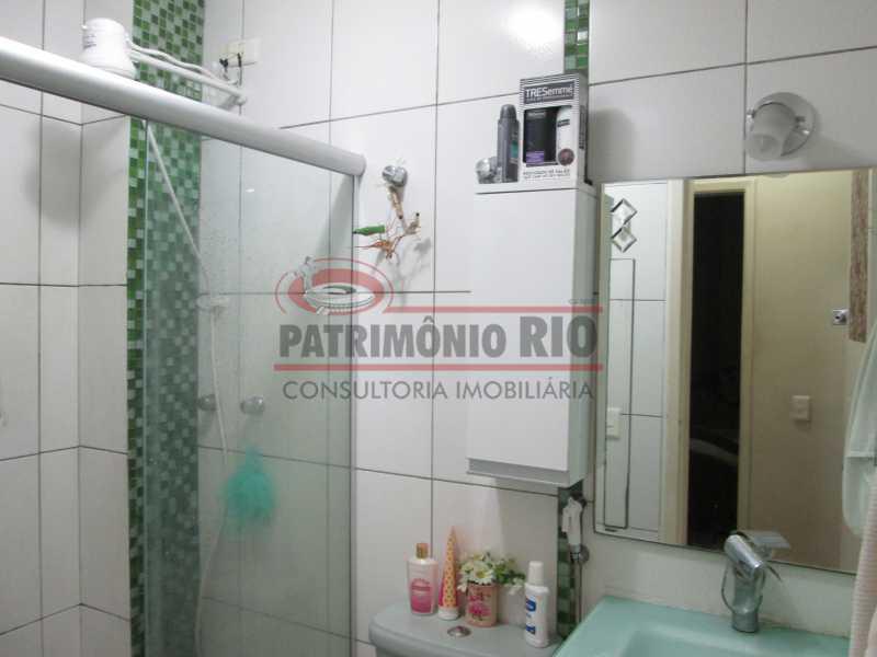 IMG_0023 - Apartamento, Penha, 2quartos mais dependência completa, 2varandas, 1vaga - PAAP22360 - 13
