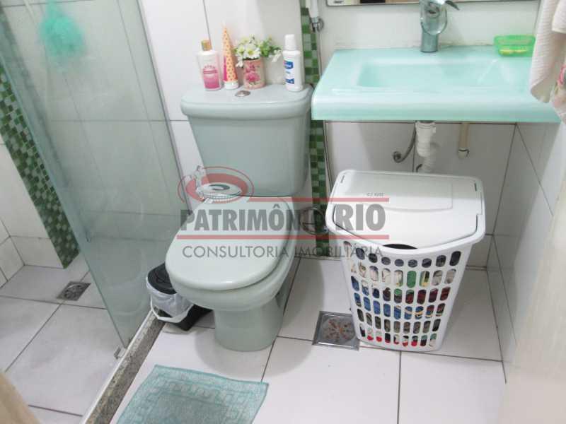 IMG_0026 - Apartamento, Penha, 2quartos mais dependência completa, 2varandas, 1vaga - PAAP22360 - 14