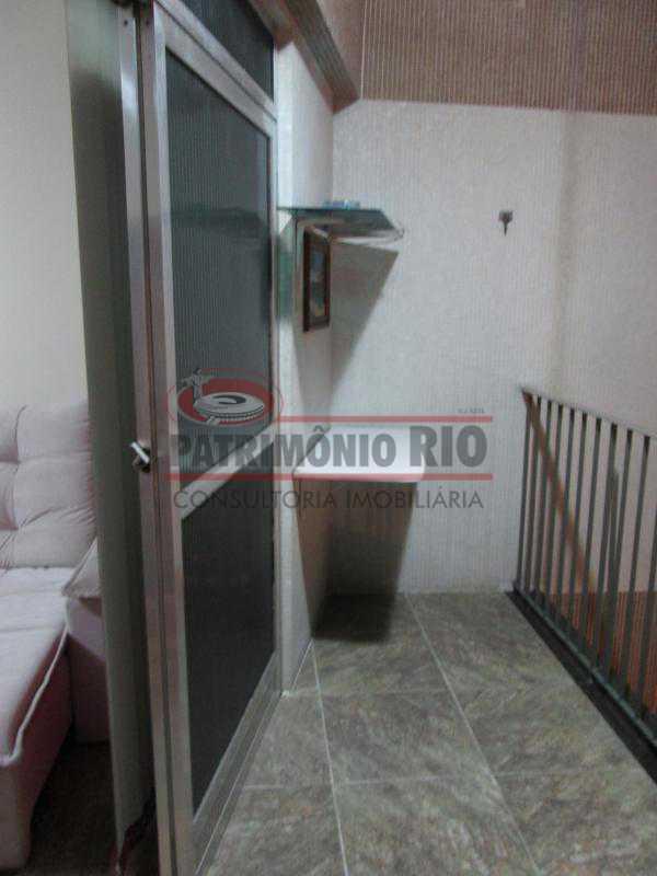 IMG_0037 - Apartamento, Penha, 2quartos mais dependência completa, 2varandas, 1vaga - PAAP22360 - 7
