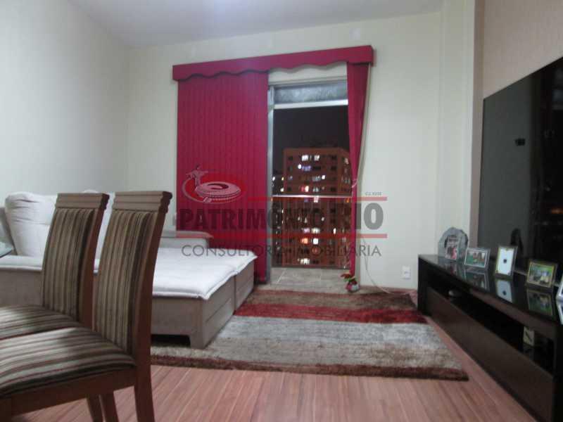 IMG_0047 - Apartamento, Penha, 2quartos mais dependência completa, 2varandas, 1vaga - PAAP22360 - 4