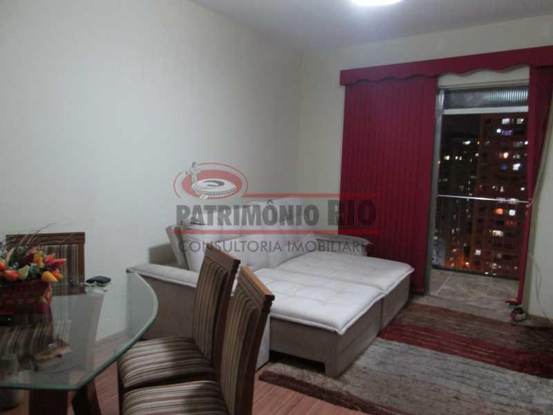 IMG_0048 - Apartamento, Penha, 2quartos mais dependência completa, 2varandas, 1vaga - PAAP22360 - 5
