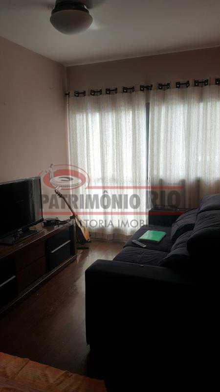 1 - Excelente apartamento no Rocha com varanda 2qtos e vaga - PAAP22361 - 1