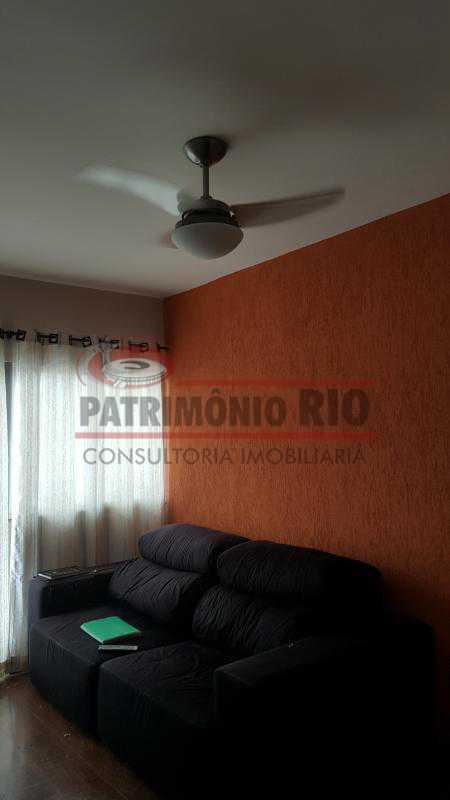 2 - Excelente apartamento no Rocha com varanda 2qtos e vaga - PAAP22361 - 29