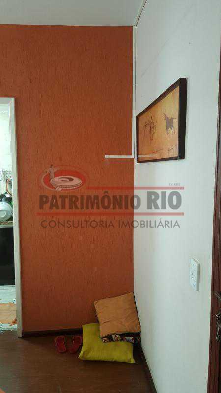 3 - Excelente apartamento no Rocha com varanda 2qtos e vaga - PAAP22361 - 4
