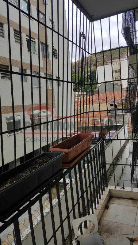 4 - Excelente apartamento no Rocha com varanda 2qtos e vaga - PAAP22361 - 5