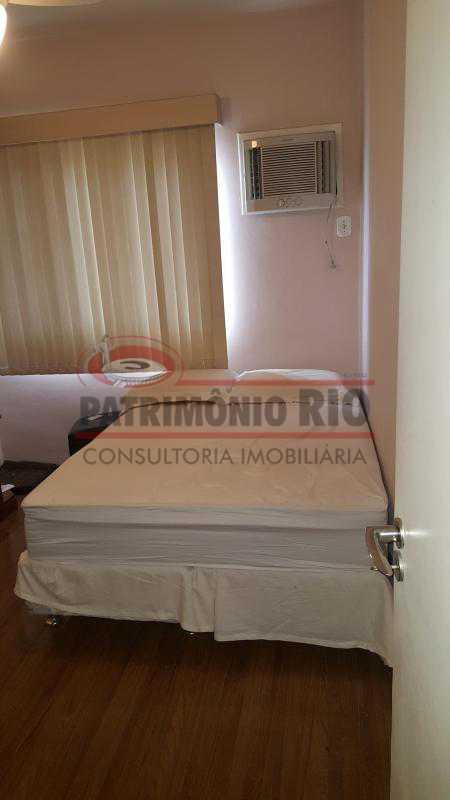 5 - Excelente apartamento no Rocha com varanda 2qtos e vaga - PAAP22361 - 6