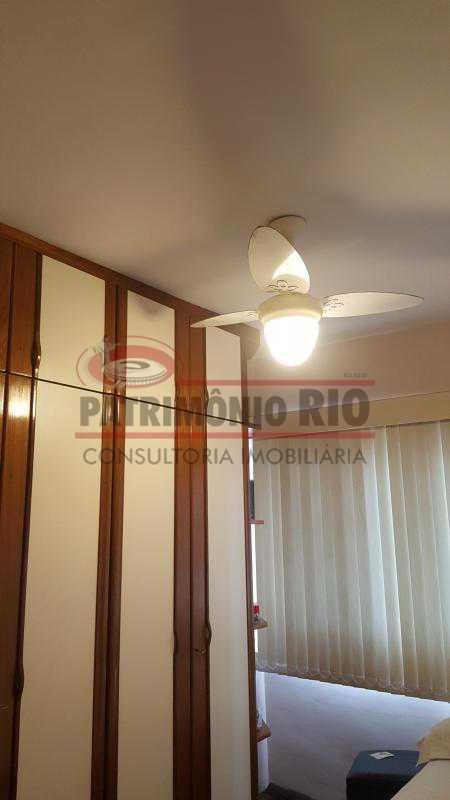 6 - Excelente apartamento no Rocha com varanda 2qtos e vaga - PAAP22361 - 7