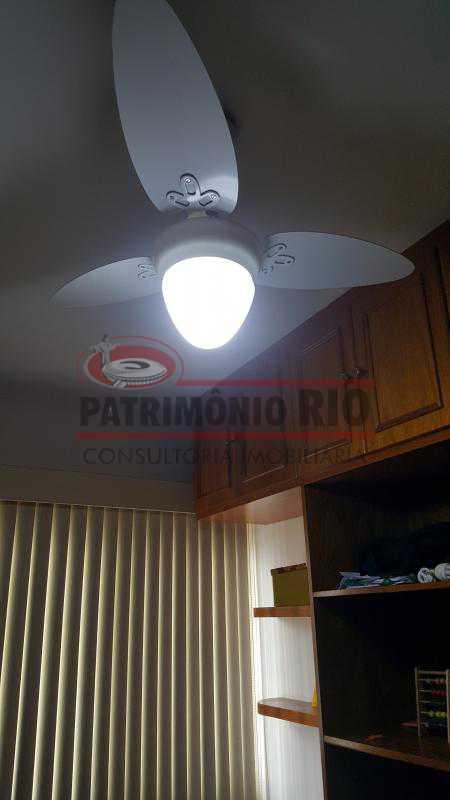 12 - Excelente apartamento no Rocha com varanda 2qtos e vaga - PAAP22361 - 30