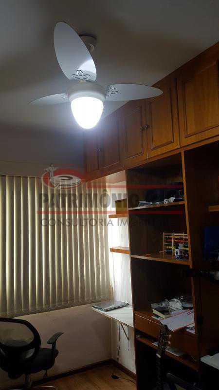 13 - Excelente apartamento no Rocha com varanda 2qtos e vaga - PAAP22361 - 11