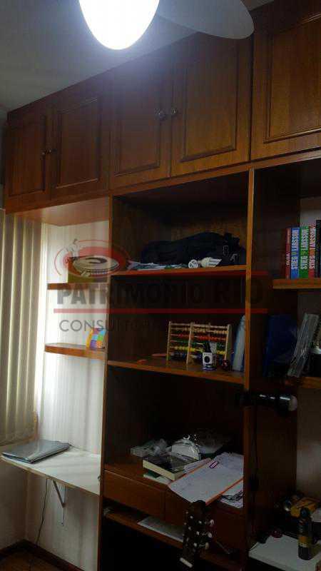 16 - Excelente apartamento no Rocha com varanda 2qtos e vaga - PAAP22361 - 13