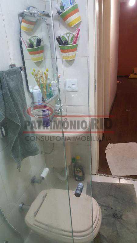 18 - Excelente apartamento no Rocha com varanda 2qtos e vaga - PAAP22361 - 20