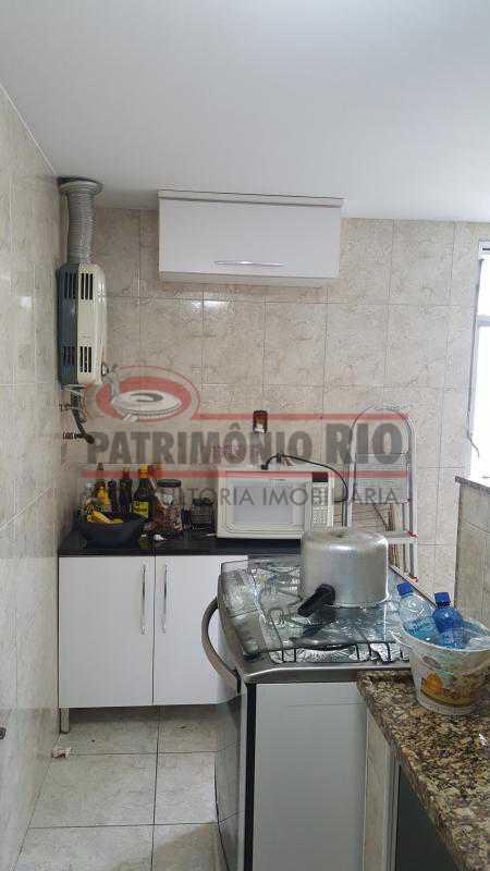 20 - Excelente apartamento no Rocha com varanda 2qtos e vaga - PAAP22361 - 14