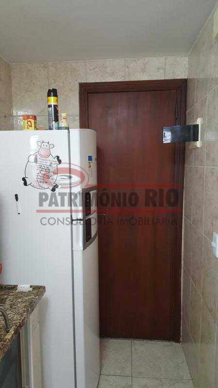 21 - Excelente apartamento no Rocha com varanda 2qtos e vaga - PAAP22361 - 19