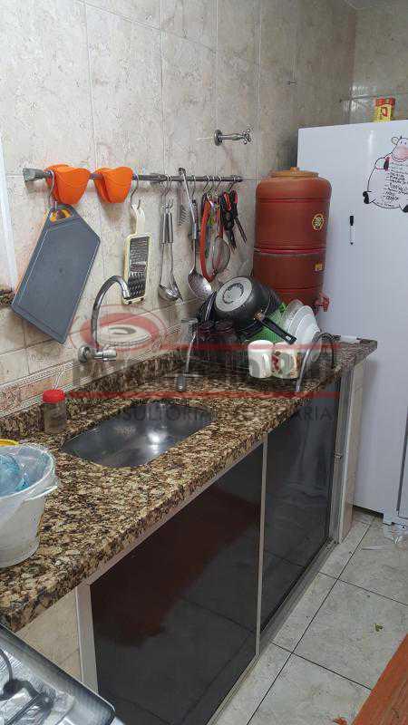 22 - Excelente apartamento no Rocha com varanda 2qtos e vaga - PAAP22361 - 18
