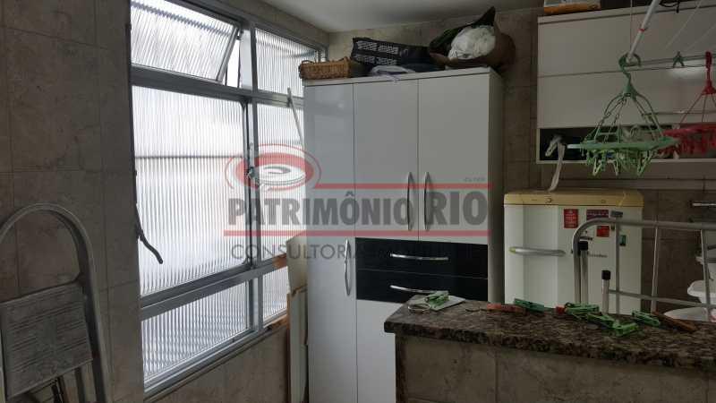 23 - Excelente apartamento no Rocha com varanda 2qtos e vaga - PAAP22361 - 17