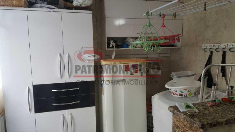 24 - Excelente apartamento no Rocha com varanda 2qtos e vaga - PAAP22361 - 16