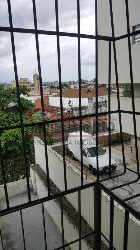 26 - Excelente apartamento no Rocha com varanda 2qtos e vaga - PAAP22361 - 23