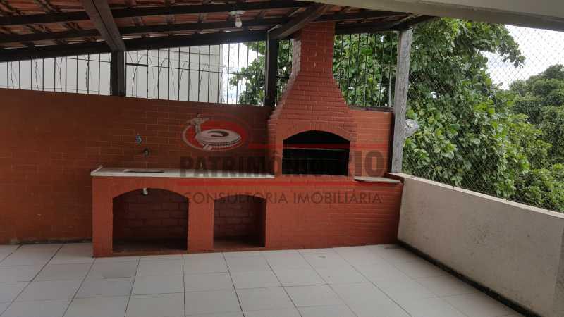 27 - Excelente apartamento no Rocha com varanda 2qtos e vaga - PAAP22361 - 24
