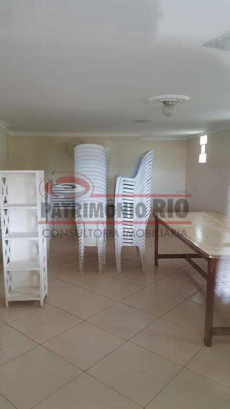 28 - Excelente apartamento no Rocha com varanda 2qtos e vaga - PAAP22361 - 25
