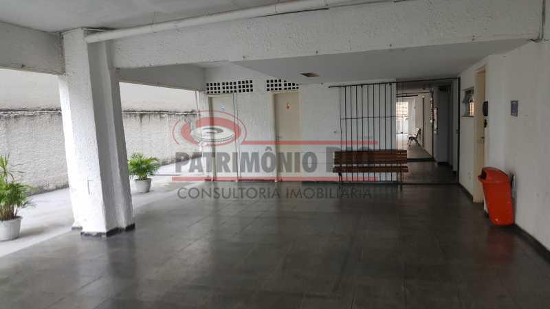 29 - Excelente apartamento no Rocha com varanda 2qtos e vaga - PAAP22361 - 26