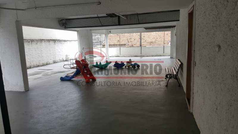 30 - Excelente apartamento no Rocha com varanda 2qtos e vaga - PAAP22361 - 27