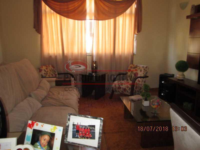 IMG_6300 - Espetacular Apartamento tipo casa 92m² em Vista Alegre - PAAP22383 - 1