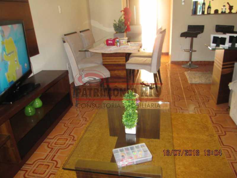 IMG_6303 - Espetacular Apartamento tipo casa 92m² em Vista Alegre - PAAP22383 - 5