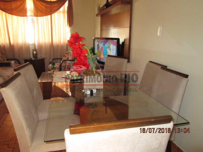 IMG_6304 - Espetacular Apartamento tipo casa 92m² em Vista Alegre - PAAP22383 - 6