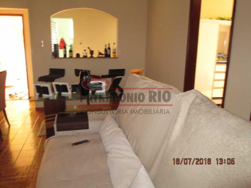 IMG_6305 - Espetacular Apartamento tipo casa 92m² em Vista Alegre - PAAP22383 - 7