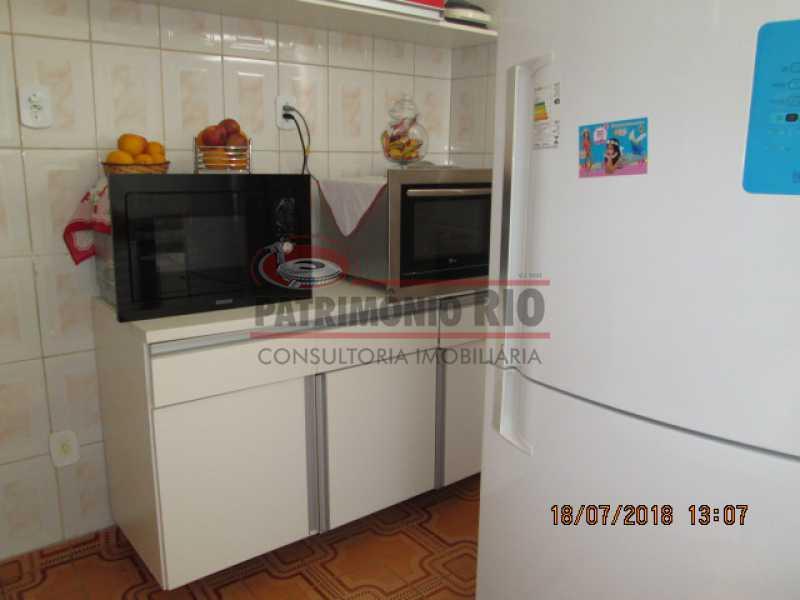 IMG_6319 - Espetacular Apartamento tipo casa 92m² em Vista Alegre - PAAP22383 - 21