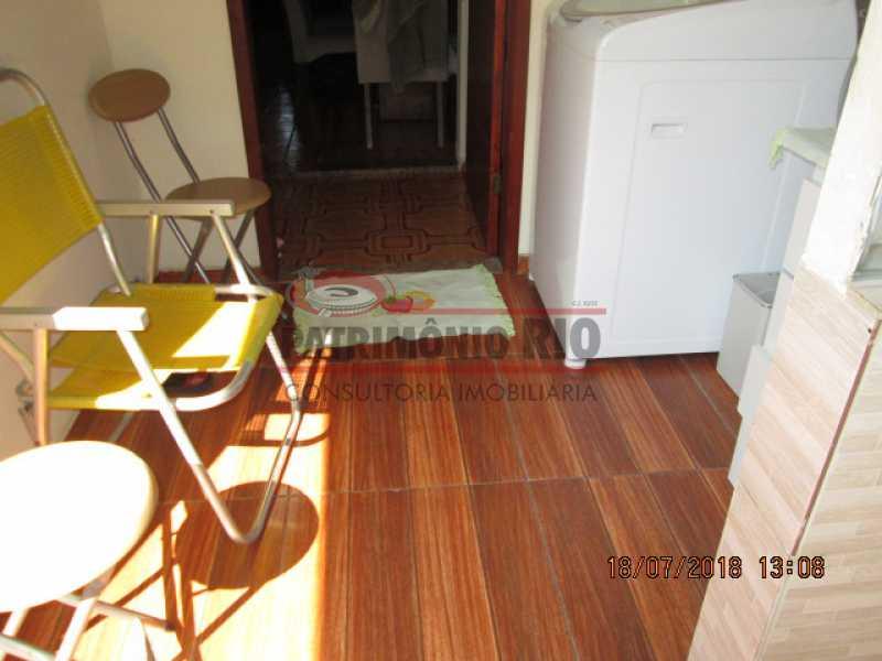 IMG_6323 - Espetacular Apartamento tipo casa 92m² em Vista Alegre - PAAP22383 - 25