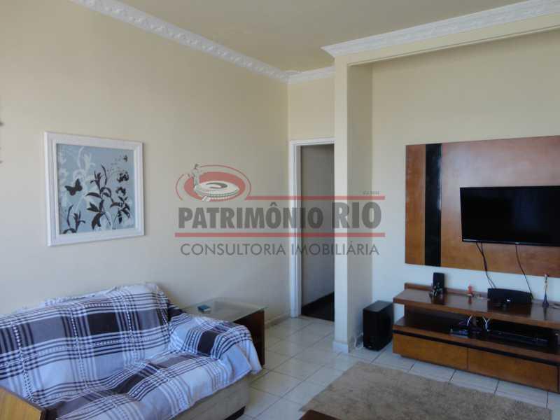 DSC03424 - Apartamento Tipo Casa 2quartos - vaga garagem - Vicente de Carvalho - PAAP22390 - 5