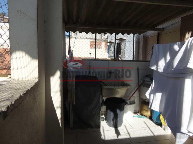 DSC03409 - Apartamento Tipo Casa 2quartos - vaga garagem - Vicente de Carvalho - PAAP22390 - 23