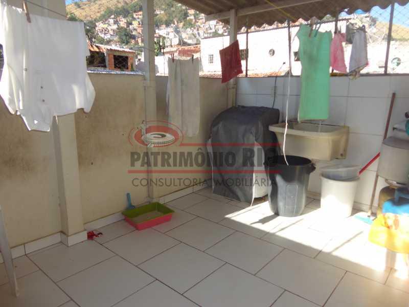DSC03408 - Apartamento Tipo Casa 2quartos - vaga garagem - Vicente de Carvalho - PAAP22390 - 24