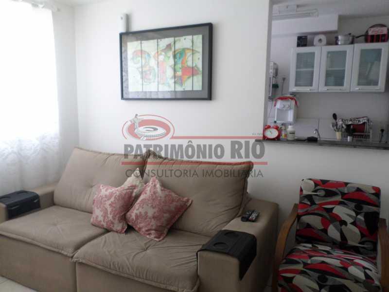 4 - ótimo Apartamento em Honório Gurgel - PAAP22405 - 4