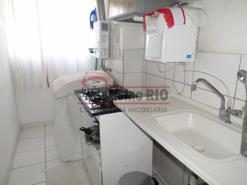 10 - ótimo Apartamento em Honório Gurgel - PAAP22405 - 11