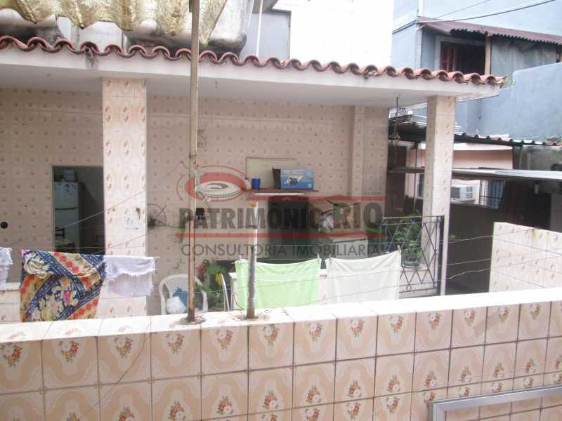 15 - Excelente Casa2qtos Condomínio fechado - PACN20065 - 14