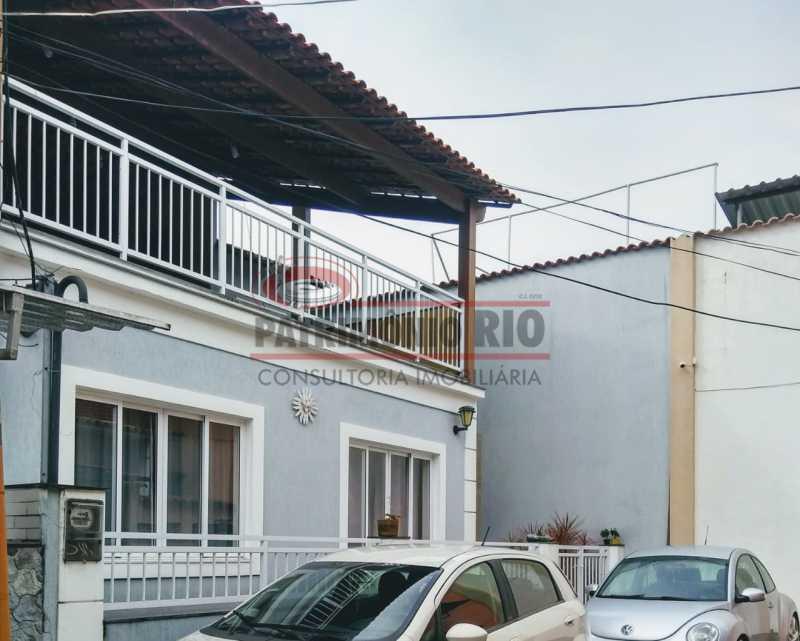 WhatsApp Image 2018-08-06 at 1 - Casa Vila 2qtos Quintino Bocaiuva - PACV20055 - 1
