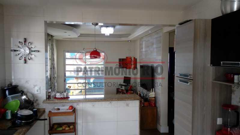 6 - Lindo apartamento tipo casa sala 2qtos churrasqueira - PAAP22428 - 7