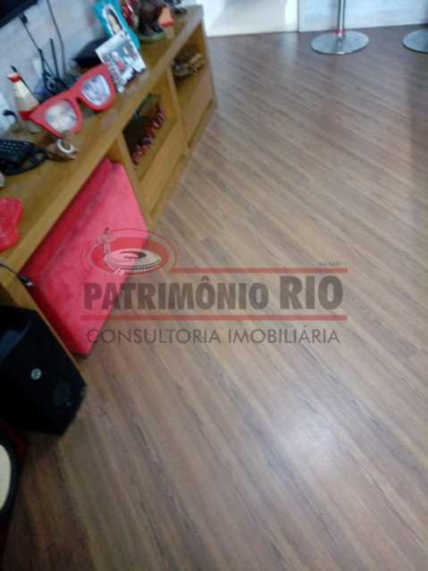 9 - Lindo apartamento tipo casa sala 2qtos churrasqueira - PAAP22428 - 10