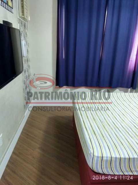 12 - Lindo apartamento tipo casa sala 2qtos churrasqueira - PAAP22428 - 13