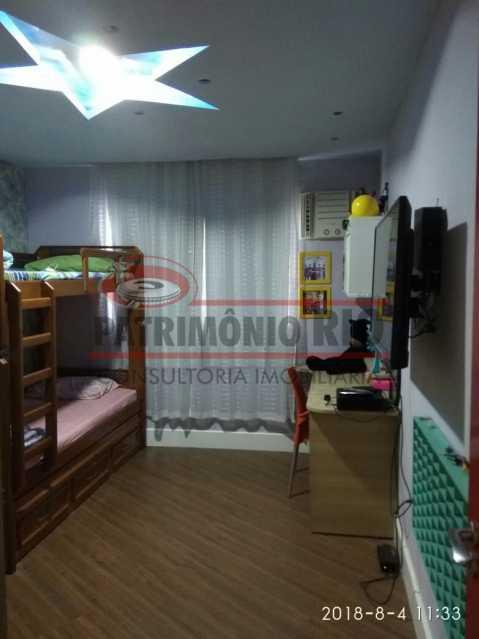 13 - Lindo apartamento tipo casa sala 2qtos churrasqueira - PAAP22428 - 14