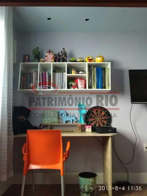 14 - Lindo apartamento tipo casa sala 2qtos churrasqueira - PAAP22428 - 15